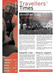 Issue 22 - Travellers' Times