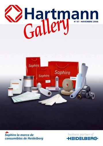 Hartmann Gallery nº 67
