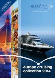 Mediterranean cruising - Phil Hoffmann Travel