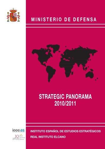 Strategic Panorama 2010-2011 (PDF) - Real Instituto Elcano