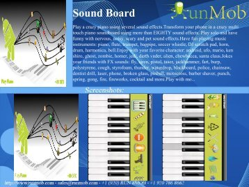 Sound Board - RunMob
