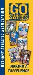 Bethany Athletic Association - Bethany College Athletics