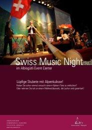 Swiss Music Night