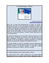 La Unión Europea y México - México Diplomático