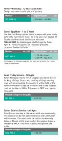 Kids & Family Zumba - All Ages YGuides - YMCA of Greater Charlotte - Page 5