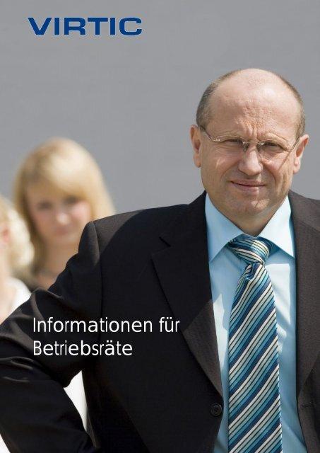 Informationen für Betriebsräte - virtic