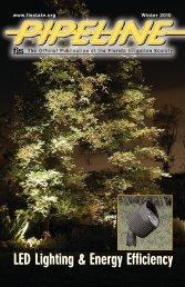 LED Lighting & Energy Efficiency - Florida Irrigation Society