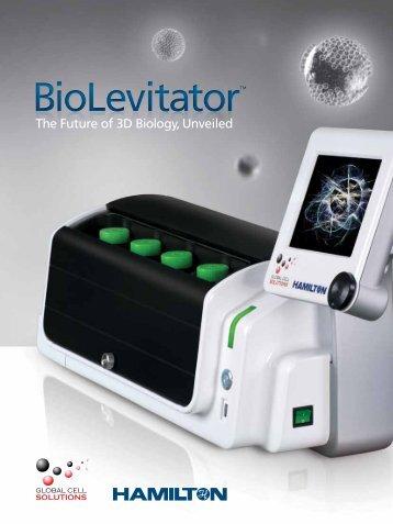 BioLevitator and GEM - Hamilton