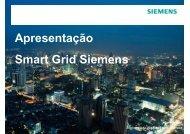 Apresentação Smart Grid Siemens - Industry