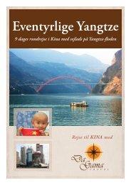 Eventyrlige Yangtze - DaGama Travel