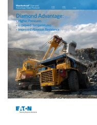 Diamond Advantage: - Norman Equipment Co.