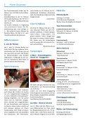 Pfarrblatt Februar 2014 - Pfarrei Geuensee - Page 6