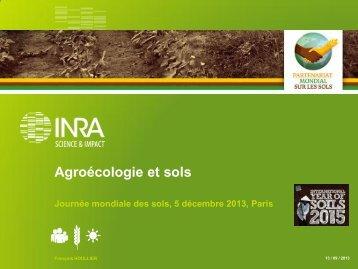 Francois HOULLIER - PDG INRA
