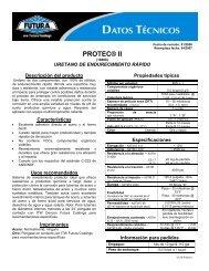 protec® ii - ITW Futura Coatings