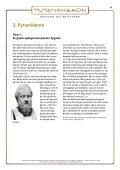 arbejdsark faraoer, pyramider og gudernes verden - Tutankhamon - Page 6