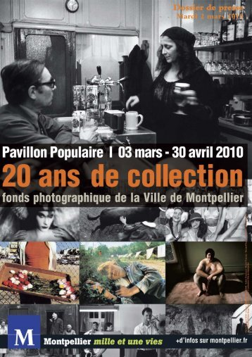 DP 20 ans de collection_DP 20 ans de collection.qxd - Montpellier