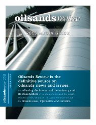 2013_Oilsands Review_Media Guide.pdf - JuneWarren-Nickle's ...