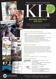 Magazine de la ville de Knokke-Heist EDITION ... - Custom Regie