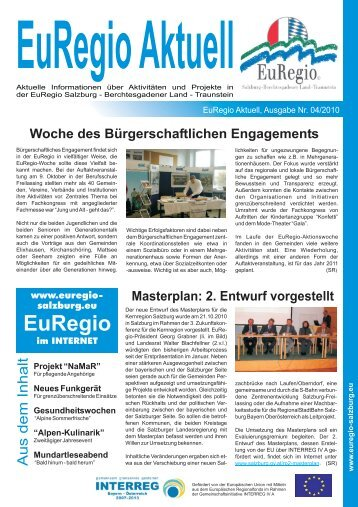 EuRegio - WFG-BGL