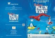 Programme Houlgate Plein Vent - Conseil général du Calvados