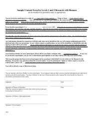 Informed Consent Form (pdf)