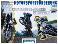2010 Enduro GErman cross country supErmoto - XCC-Racing.com
