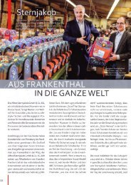 IN DIE GANZEWELT - Alfred Sternjakob GmbH