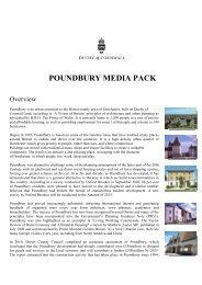 Poundbury Media Pack 2013 (760.73 KB) - The Prince of Wales