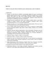 2006 - ULAKBİM Ulusal Veri Tabanları