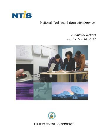 NTIS Sep2011 format to pdf - National Technical Information Service