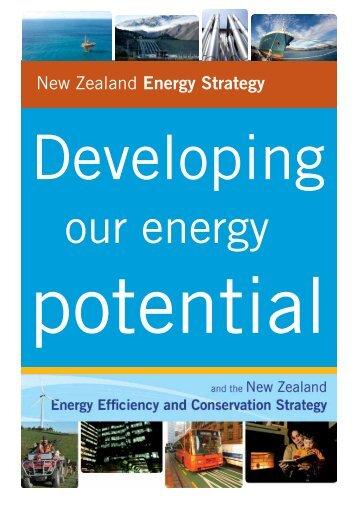 Draft New Zealand Energy Strategy - Stuff
