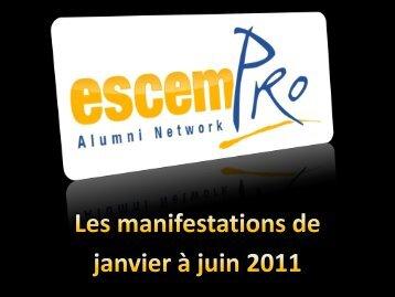 Téléchargement Animations ESCEM Pro de janvier à juin - stroBlog