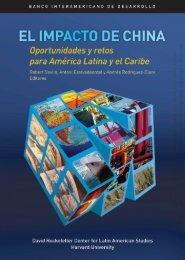 EL IMPACTO DE CHINA Oportunidades y retos ... - Financiera Rural