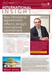 Download International Insight issue 4 (size 1mb) - States of Jersey
