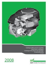 GGP spc ENGINES 2008