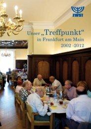 Treffpunkt - Zentralwohlfahrtsstelle der Juden in Deutschland eV