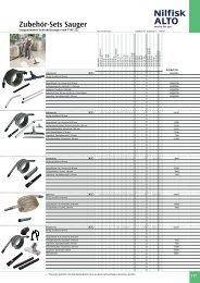 Download Zubehör System 50 - Wap Nilfisk Alto Shop