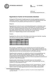 Skrivelsens Nygrekiskans framtid vid Humanistiska fakulteten