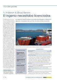 Reportaje: TYM GANAIN, S.L. : Empresa Bien Gestionada - Ardan