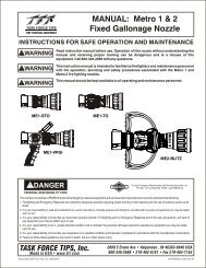 LIN-040 - Task Force Tips