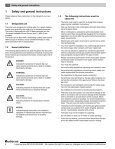 Service manual - Logamax plus GB142 (USA/CA) - en - Buderus - Page 4