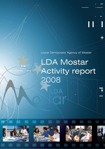 1. Projects fundraised by LDA Mostar