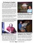 Nov/Dec 2010 - catoe organ page - Page 2