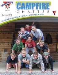 Summer 2012 - YMCA of Greater Toronto