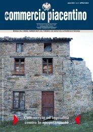 Commercio ed ospitalità contro lo spopolamento - Unione ...