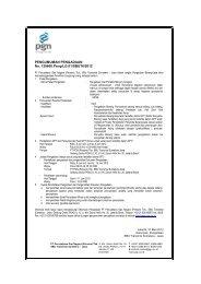 PT PERUSAHAAN GAS NEGARA (PERSERO) Tbk - PGN