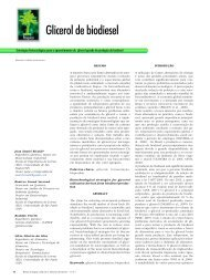 Glicerol de biodiesel - Biotecnologia