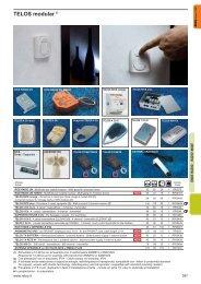 TELOS modular ® - Relco