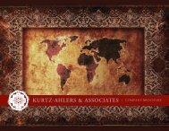 Download Company Brochure - Kurtz-Ahlers & Associates
