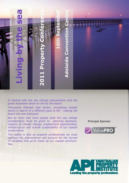 Download the Registration Brochure - The Australian Property Institute